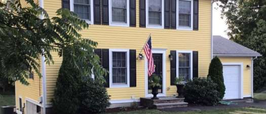 Exterior Painting and Carpentry in Cranston, RI
