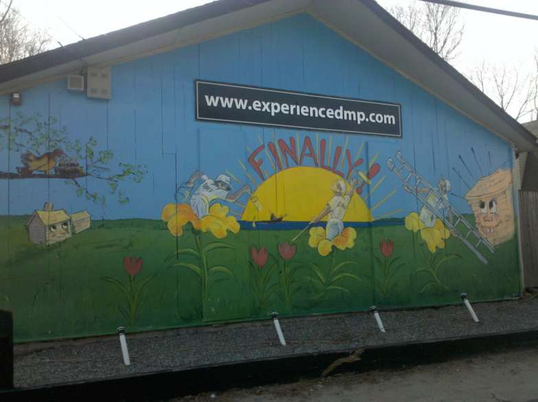 Spring 2011 Mural by DMP