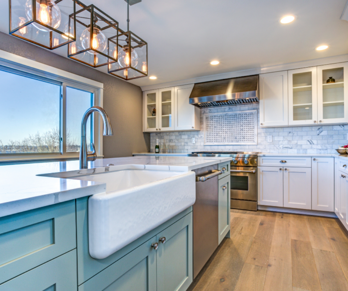 How To Pick Cabinet Paint Colors for Your Rhode Island Home