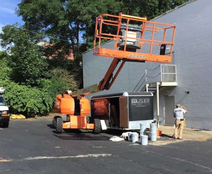 Exterior Concrete Coating and Waterproofing in South Kingstown